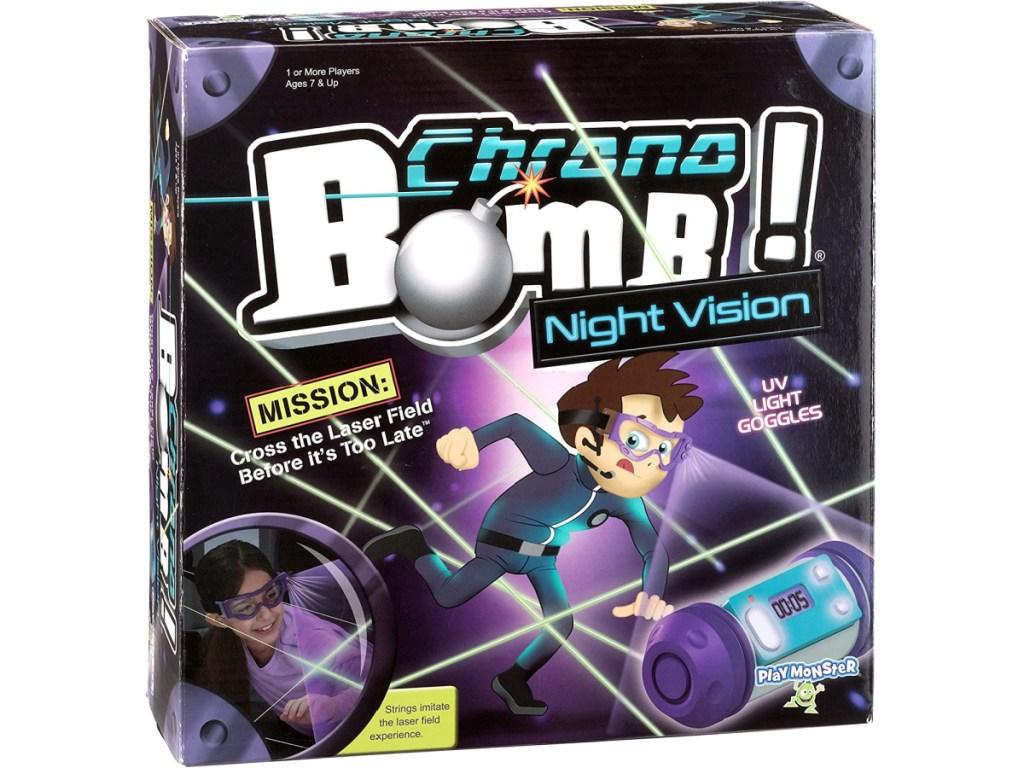 Chorno Bang Game