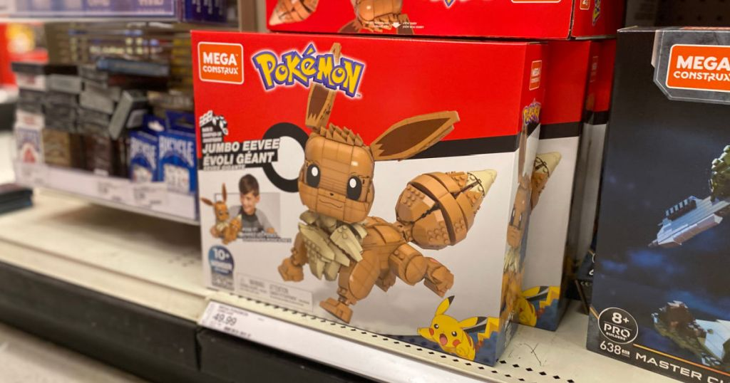 pokemon toy on shelf