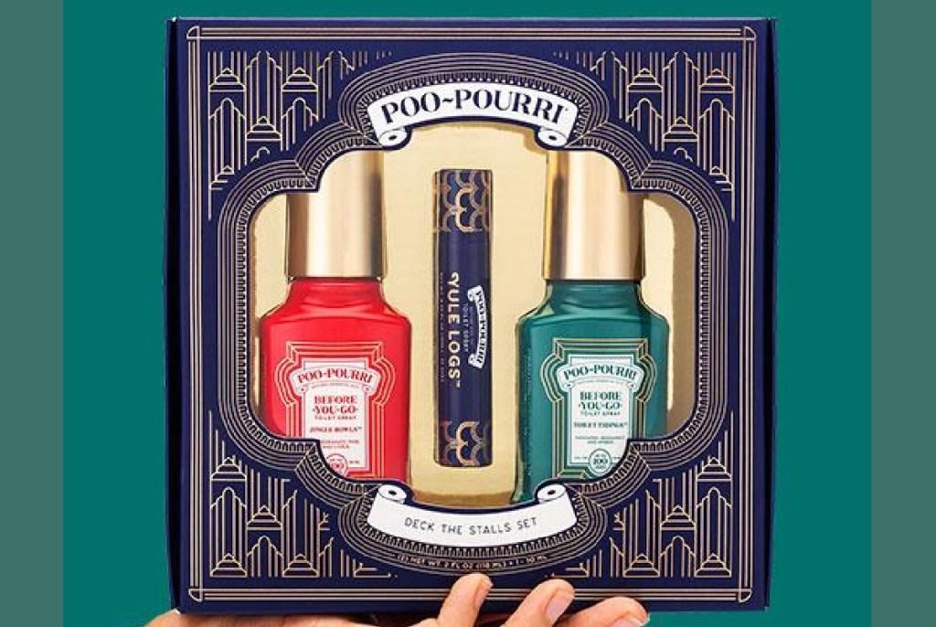 Poo-Pourri gift set