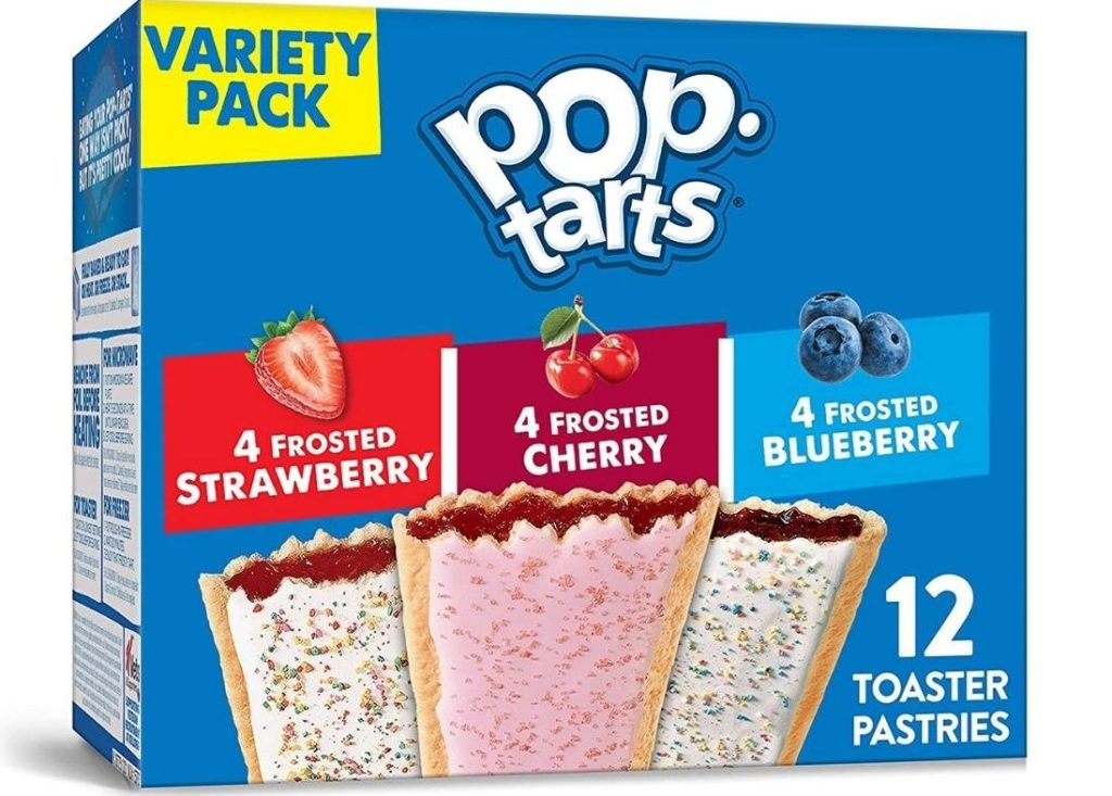 Pop Tarts 12-Count Variety Pack