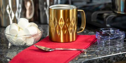 So Giftable! Primula Peak Drinkware 4-Packs Only $25.48 Shipped (Just $6.37 per Tumbler, Water Bottle, or Mug!)