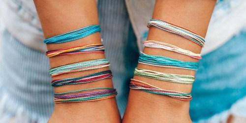 Buy 1, Get 1 FREE Pura Vida Jewelry + FREE Shipping