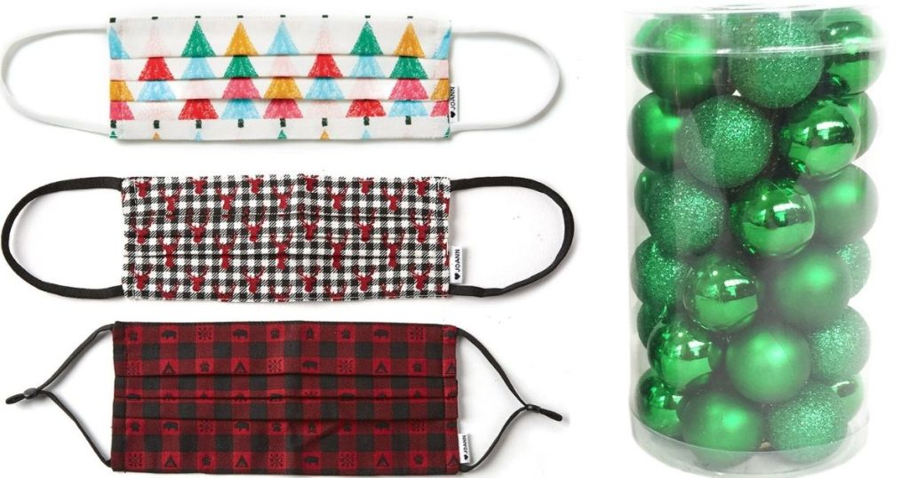 Reusable Masks and Ornaments