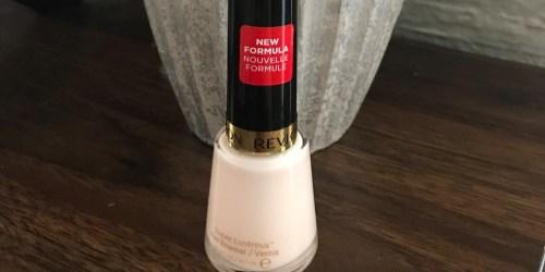 Revlon Nail Polish Only $1.90 Shipped on Amazon (Regularly $5)