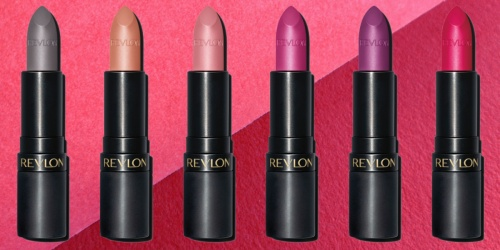 Revlon Super Lustrous Lipstick Only $2.38 Shipped on Amazon
