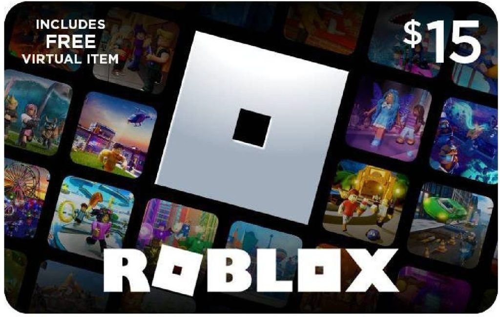 Buy One Get One 15% Off Gaming eGift Cards on Target com (Roblox
