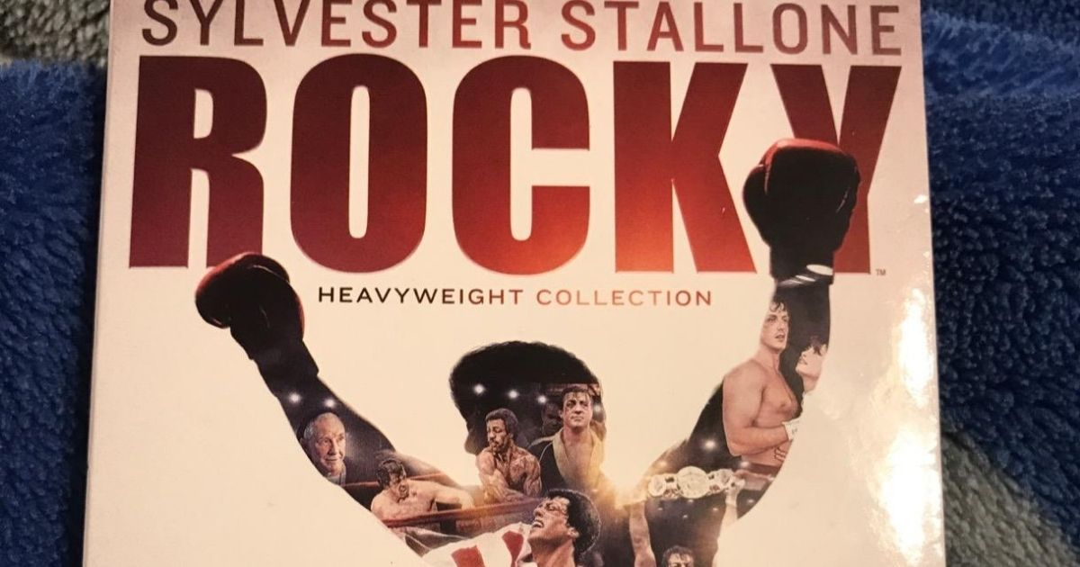 Rocky Heavyweight collection movie