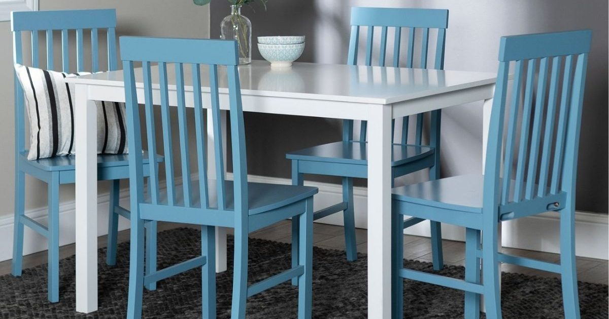 Modern Dining Set From 225 Shipped On Target Com Regularly 410 More Furniture Deals Hip2save