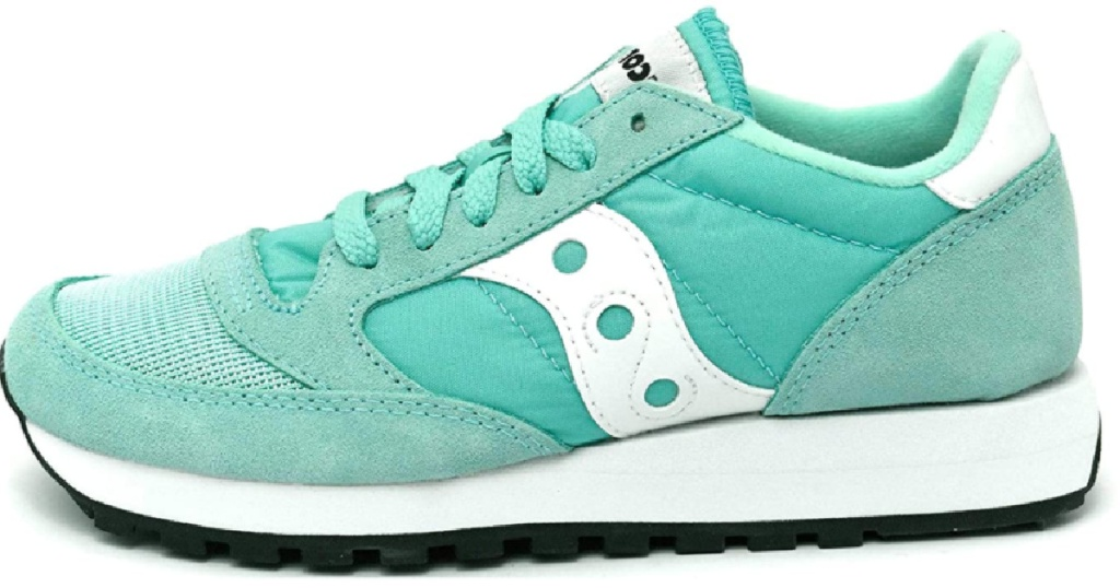 teal saucony women's shoes