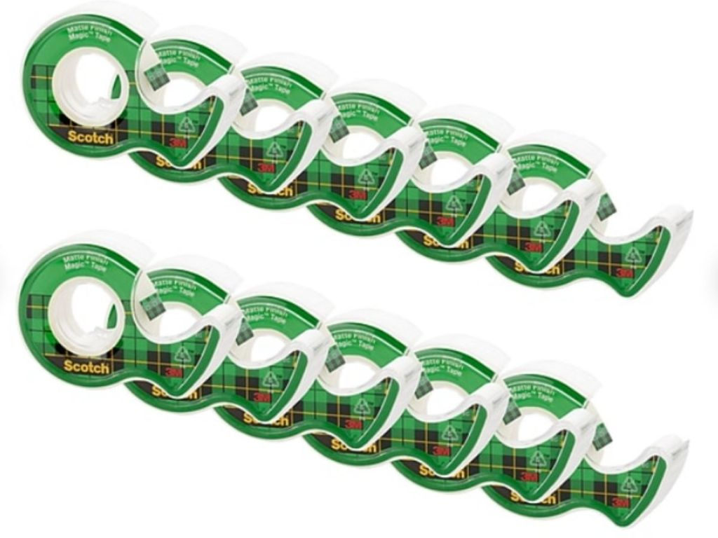 12 gulungan Scotch Magic Tape