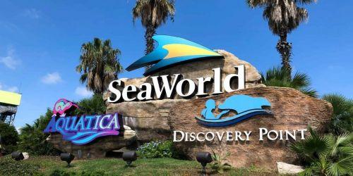 SeaWorld & Busch Gardens Annual Platinum Pass Only $149.99 (TX Residents)