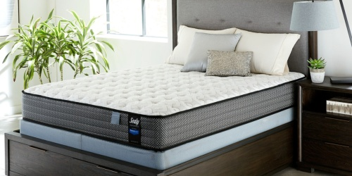 Sealy Queen Mattress from $312 on Macys.com (Regularly $879) + FREE Box Spring