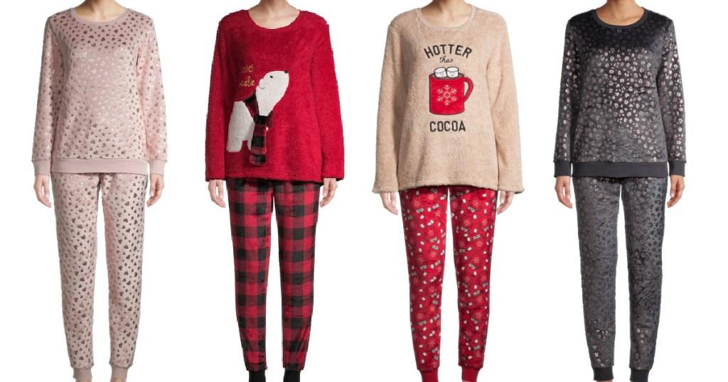 Secret Treasures Women's Twosies Pajama Sets