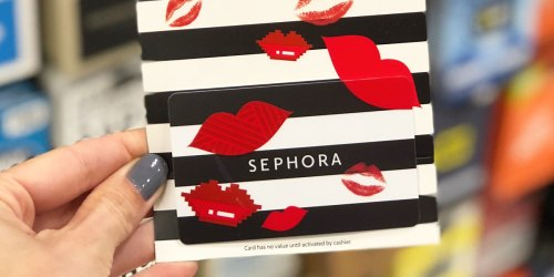 FREE $20 Best Buy Gift Card w/ Purchase of a $100 Sephora eGift Card
