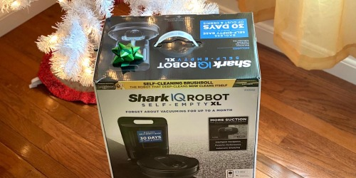 $10,000+ Worth of Prizes up for Grabs… We're Giving Away 5 Shark Robot Vacuums!