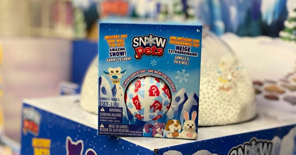Snow Pets & Amazing Snow Kit
