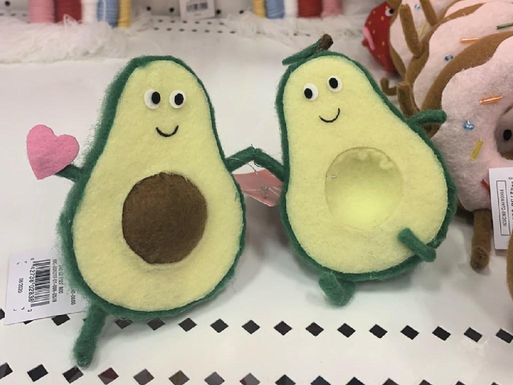 Spritz Avocado Felt Figurals