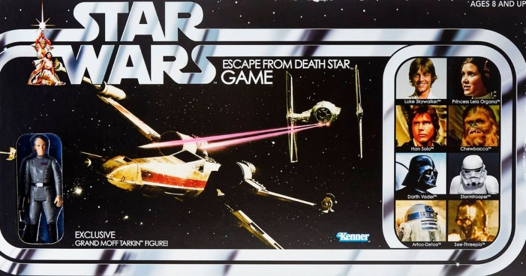 Game Papan Star Wars