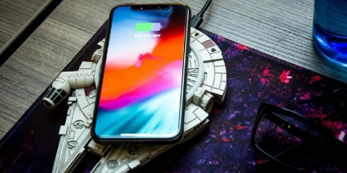 Star Wars Millennium Falcon Wireless Charger Only $25 on GameStop.com (Regularly $50) | Unique Gift Idea