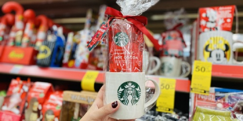 50% Off Starbucks Gift Sets at Walgreens | In-Store & Online