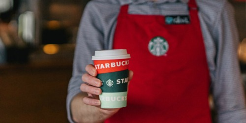FREE Starbucks Coffee for Front-Line Responders (Valid Throughout December!)