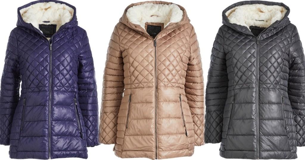Steve Madden Puffer Coat