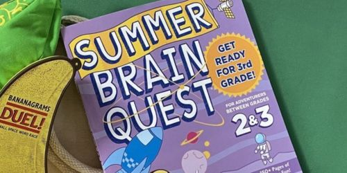 Up to 50% Off Kids Educational Workbooks on Amazon | Brain Quest, Highlights & More