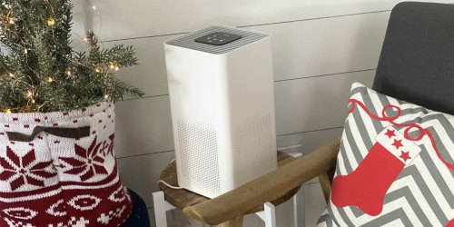 Air Purifier w/ HEPA Filter Just $48.99 Shipped on Amazon | Removes Over 99% Of Airborne Particles
