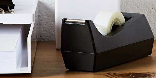Office Depot Tape Dispenser & 4 Refills Only $7 Shipped After Rewards (Arrives in Time to Wrap Gifts!)