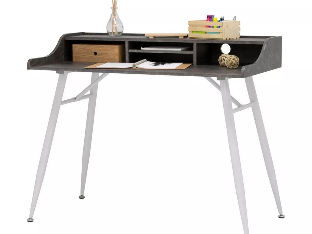 Target Modern Desk in gray