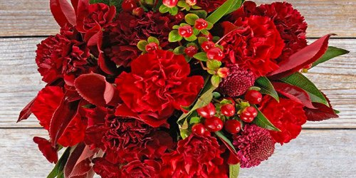 $20 Off The Bouqs Co. Farm Fresh Holiday Flower Bouquet (Gift Idea for Mom)