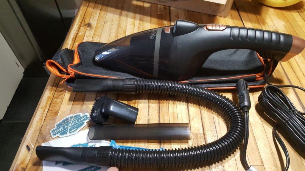 ThisWorx Vacuum with accessories