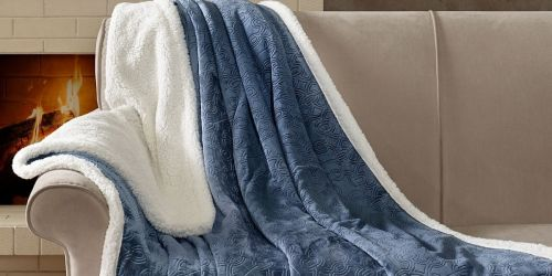 Up to 70% Off Plush Throw Blankets on Macy's.com