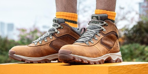 Up to 70% Off Timberland Men's Boots & Sneakers