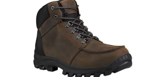 Timberland Hiking Boots Only $58 Shipped (Regularly $110) & More Men's Footwear Deals