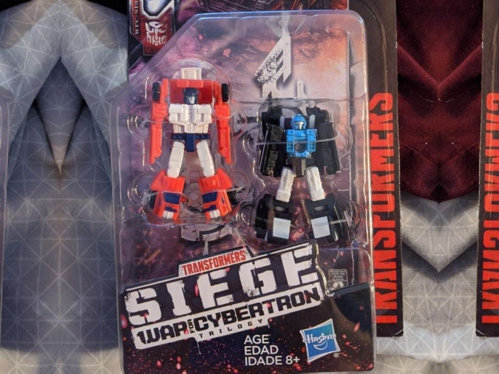 Transformers Toy 2-pack