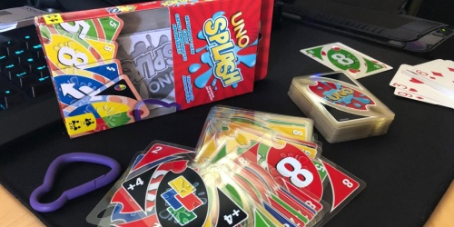 UNO Splash Card Game Only $6 on Amazon (Regularly $12)