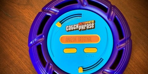 Ultimate Catch Phrase Electronic Party Game Only $11.99 on Amazon (Regularly $20)