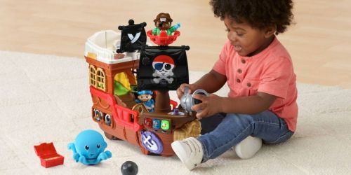 VTech Treasure Seekers Pirate Ship from $19.52 on Target.com (Regularly $31)