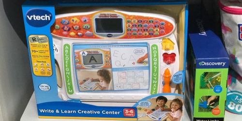VTech Write & Learn Creative Center Only $13.92 on Target.com (Regularly $20)