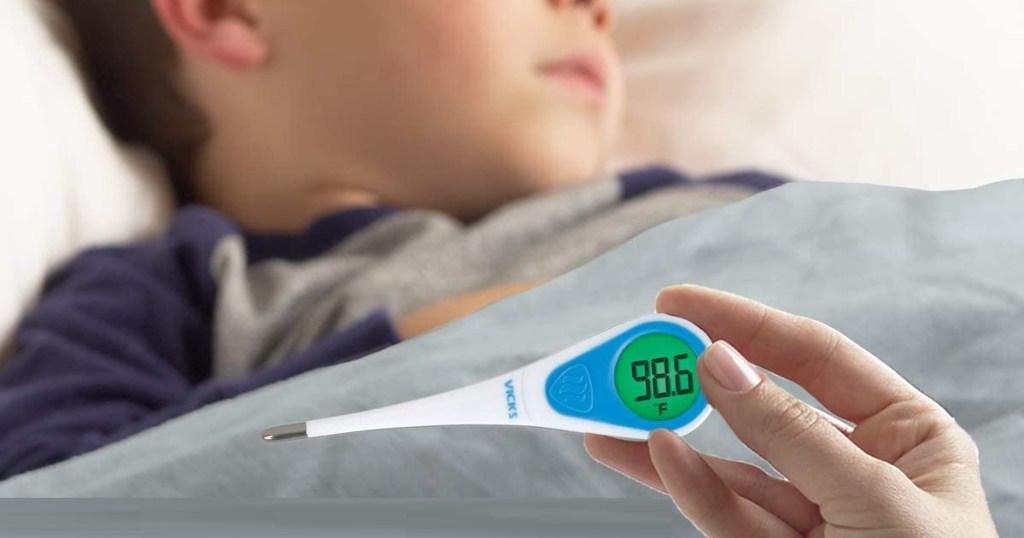 Vicks SpeedRead Digital Thermometers