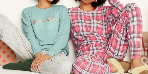 Victoria's Secret PINK Sleepwear Only $19.95 | Tonight Only, Live Now