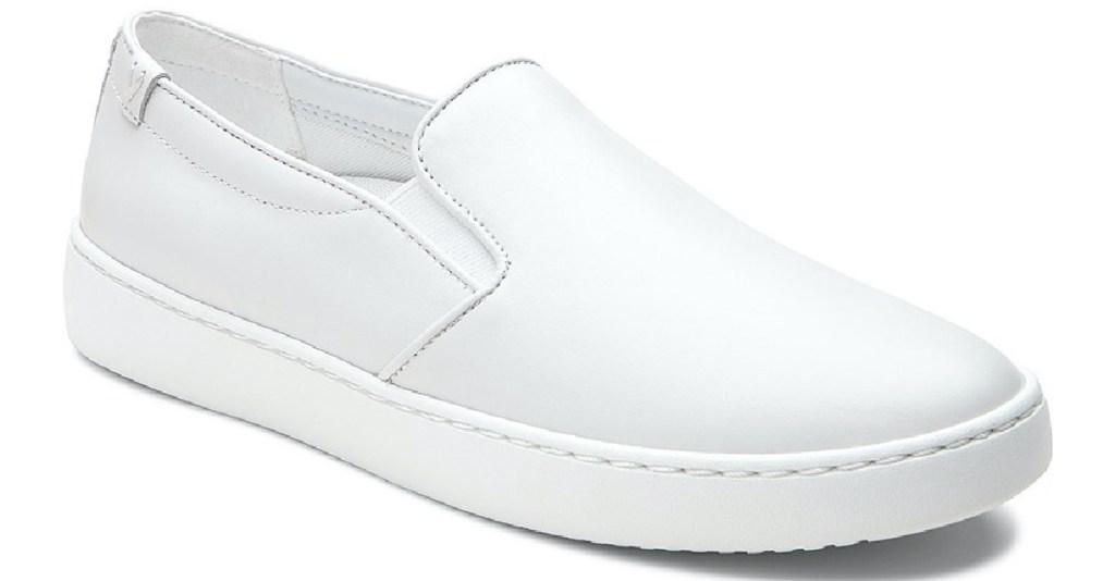 white women's sneaker