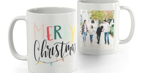 Personalized Photo Mugs from $5 + Free Walmart Store Pickup