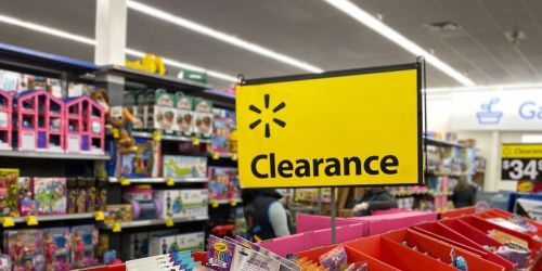 Up to 75% Off Toys at Walmart | LEGOs, Radio Flyer, Little Tikes & More