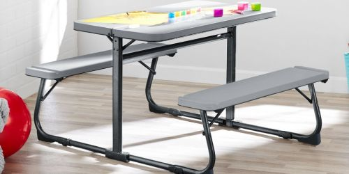 Kids Folding Activity Table Only $49.97 Shipped on Walmart.com (Regularly $79)
