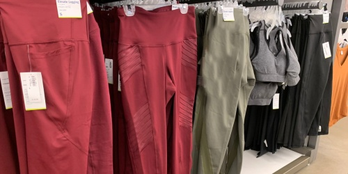 Old Navy Women's Compression Leggings from $8 (Regularly $30+)