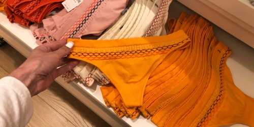 10 Pairs of Aerie Undies Only $31 (Just $3.10 Each) | Today Only!