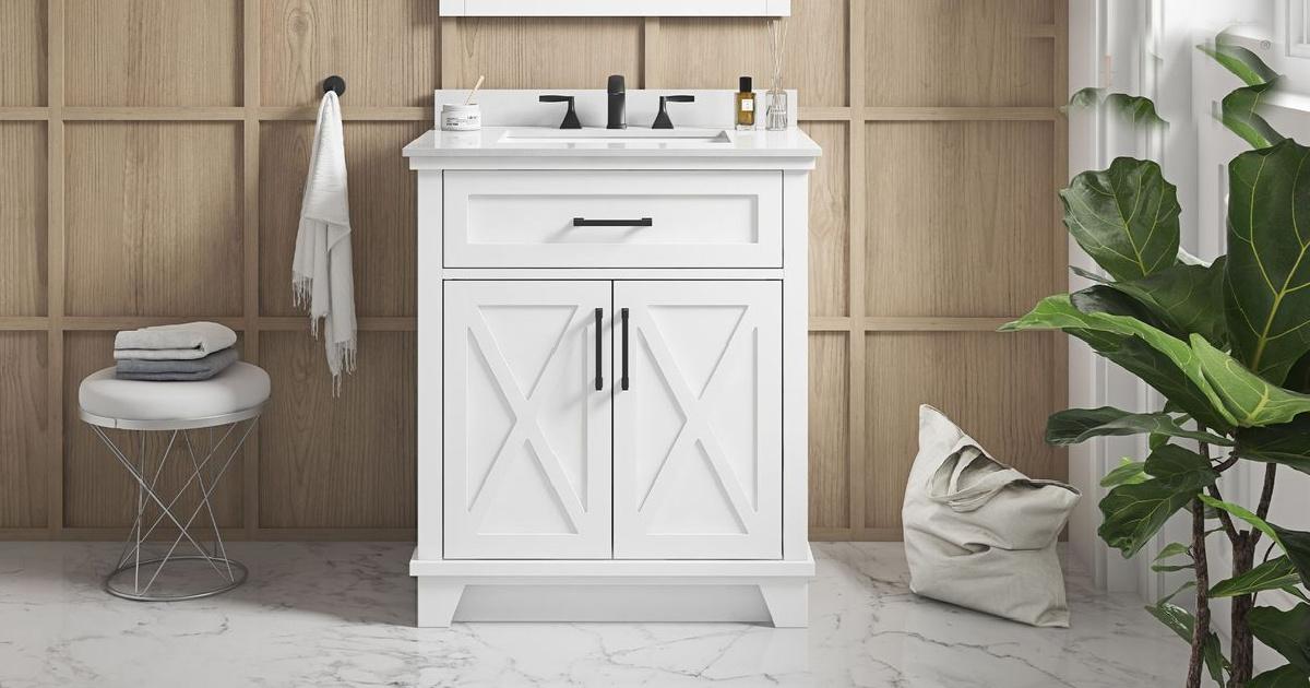 Off Bathroom Vanity Sets On Com, Bathroom Vanities Clearance