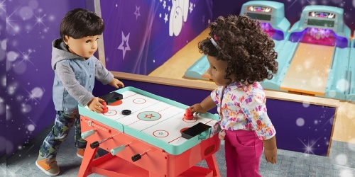 American Girl Doll 3-in-1 Game Table Only $56 + Up to 50% Off Accessories